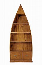 Baker Furniture - Lifestyle 4 Shelf Dinghy Bookcase
