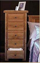 Carlton Furniture - Windermere 5 Drawer Tallboy