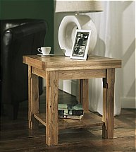Carlton Furniture - Windermere Lamp Table