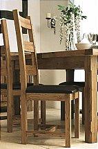Carlton Furniture - Windermere Oak Chair