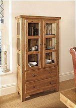 Carlton Furniture - Windermere Glazed Display Unit