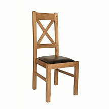 Carlton Furniture - Lyon Crossback Chair