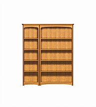2901/Nathan-Editions-Tall-Triple-Bookcase