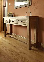 Barrow Clark - Cotswold Console Table