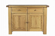 Barrow Clark - Cotswold 2 Door 2 Drawer Sideboard