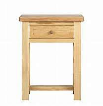 Barrow Clark - Cotswold 1 Drawer Console Table