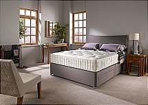 Harrison Beds - Beech Divan Set