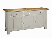 Barrow Clark - Cotswold 3 Door Sideboard