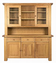 Barrow Clark - Cotswold 3 Door Dresser