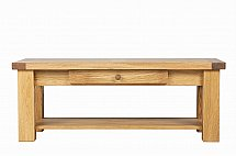 Barrow Clark - Cotswold Coffee Table with Drawer