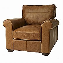 Barrow Clark - Smithfield Leather Armchair