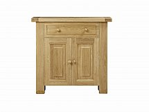 Barrow Clark - Cotswold Small One Drawer Sideboard