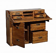 Barrow Clark - Cambridge Office Chest