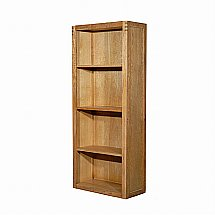 Barrow Clark - Cambridge Tall and Wide Bookcase