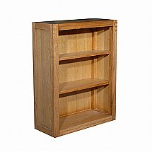 Barrow Clark - Cambridge Small and Wide Bookcase