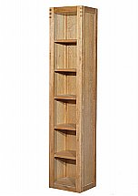 Barrow Clark - Cambridge Tall and Narrow Bookcase