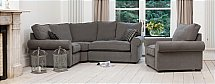 Collins and Hayes - Santalina Corner Sofa and Chair