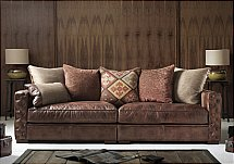 Alexander and James - Maxwell Maxi Split Leather Sofa