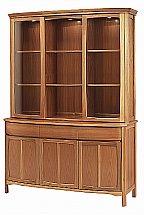 2814/Nathan-Shades-Shaped-Glass-Door-Display-Unit