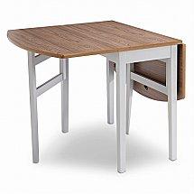 13025/Sutcliffe/Tufftables-D-End-Gate-Leg-Table