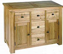 Barrow Clark - Ashwood 5 Drawer Sideboard