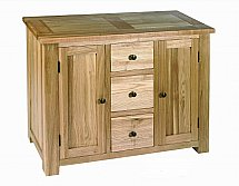 Barrow Clark - Ashwood Small Sideboard