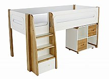 Stompa - Radius Midsleeper Bed