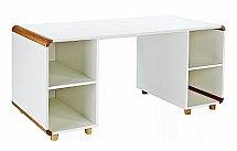 Stompa - Radius Double Pedestal Desk