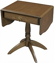 Old Charm - Cotswold Drop Leaf Occasional Table