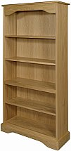 Old Charm - Cotswold Open Bookcase