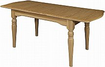 Old Charm - Cotswold Extending Dining Table