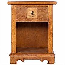 Baker Furniture - Flagstone 1 Drawer Bedside