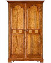 Baker Furniture - Flagstone Double Wardrobe