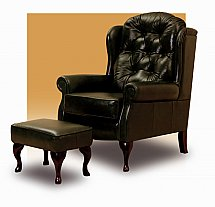 Barrow Clark - Chelsea Legged Fireside Chair
