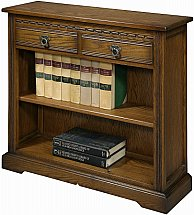 Old Charm - OC 2792 - Low Open Bookcase