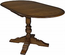 Old Charm - Amberley Drop Leaf Dining Table