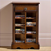 12144/Wood-Bros/Old-Charm-2799-DVD-CD-Storage-Cabinet
