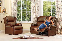 3329/Sherborne-Claremont-Standard-Reclining-2-Seater-Settee-plus-Chair