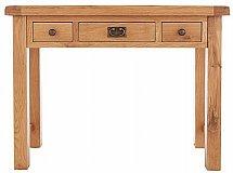 Barrow Clark - Oakleaf 3 Drawer Dressing Table