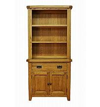Barrow Clark - Hamilton Oak Display Cabinet