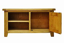 Barrow Clark - Hamilton Oak Standard TV Unit