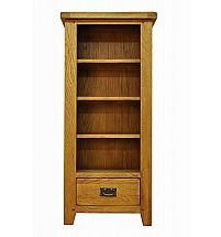 Barrow Clark - Hamilton Oak CD/DVD Rack