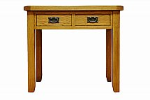 Barrow Clark - Hamilton Oak Desk