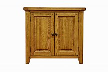 Barrow Clark - Hamilton Oak Large Cupboard
