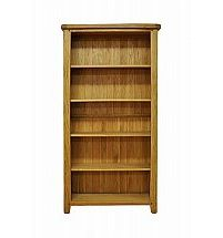 Barrow Clark - Hamilton Oak Large Wide Bookcase