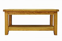 Barrow Clark - Hamilton Oak Medium Coffee Table
