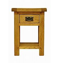 Barrow Clark - Hamilton Oak Side Table