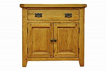 Barrow Clark - Hamilton Oak Small Sideboard with Drawer