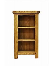 Barrow Clark - Hamilton Oak Small Narrow Bookcase