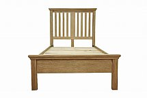 Barrow Clark - Devon Oak 3 Ft Bedstead